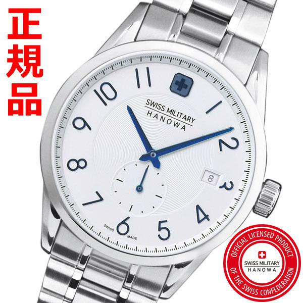 SWISS MILITARY スイスミリタリー 腕時計・CLASS ホワイト文字盤 メンズ ML-431