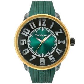 【クリーナープレゼント】【テンデンス】TENDENCE フラッシュ スリーハンズ/3針 FLASH 腕時計 TY532001