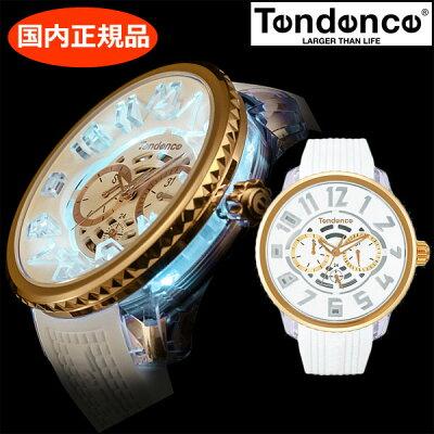 【クリーナープレゼント】【テンデンス】TENDENCEフラッシュマルチFLASHMulti腕時計TY561007