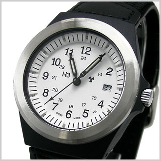 ( tracer) in Traser special emission system with U.S. Army military watches type 3 Japan Limited (white character) ( genuine )P5900.506.33.07