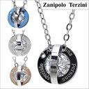 Zanipolo Terzini(ザニポロ・タルツィーニ)サージカルステンレス製ペンダント/ネックレス・メンズ レディース メッセージアクセサリー ZTP2239【送料無料】