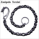 Zanipolo Terzini(ザニポロ・タルツィーニ)ウォレットチェーン サージカルステンレス製 ザニポロタルツィーニ ZTWC3350【送料無料】