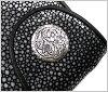 ガルーシャウォレット middle (Stingray leather-wallet ) ZWL-0016