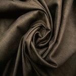 【ポリエステル100%ストレッチスエード生地ダークブラウン】140cm幅ポリエステル100%カラー:ダークブラウン人工皮革ストレッチ日本製婦人服縫製手作りハンドメイド生地