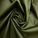 【合成皮革】表:フェイクレザー(裏:スムースニット)カラー:カーキー120cm幅ハンドメイド縫製生地布合皮婦人服
