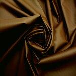 【合成皮革】表:フェイクレザー(裏:スムースニット)カラー:ブラウン120cm幅ハンドメイド縫製生地布合皮婦人服