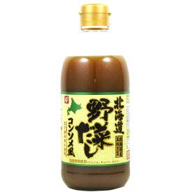 ベル食品 北海道野菜だしコンソメ風400ml