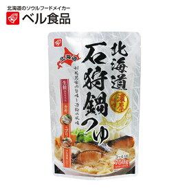 ベル食品 北海道石狩鍋つゆ 750g