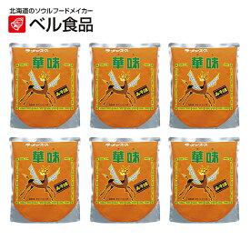 ベル食品 ST ラーメンスープ 華味 みそ味 3kg×6袋セット 【 ベル ラーメン みそ 味噌 業務用 1箱 1ケース 】