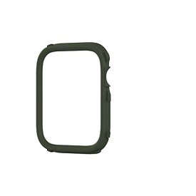RhinoShield Apple Watch Series 1/2/3 [38mm] & Series 4/5/6/SE [40mm] 用保護ケース リム単品(ケース別売り)- カーキ