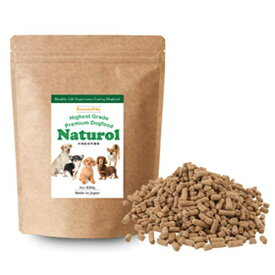 ナチュロル ドッグフード (850g) 国産 無添加 グルテン&グレインフリー 全犬種 全年齢 対応