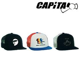 最大3000円クーポン配布中  CAPiTA (キャピタ) CAP (キャップ) 2eb9cd9608c3