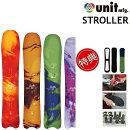 20-21UNITSTROLLERユニットストローラースノーボード板メンズレディース149-162