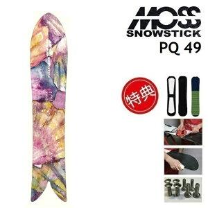 21-22 MOSS SNOWSTICK PQ49 モス スノースティック スノーボード 板 レディース 149