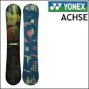 18-19 YONEX ヨネックス スノーボード ACHSE アクセ