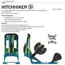 splitboard スプリットボード用 BURTON バートン HITCHHIKER ヒッチハイカー BLUE/TAPPY ブルー/タッピー限定モデル