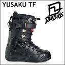 17-18 DEELUXE ディーラックス ブーツ YUSAKU TF ユウサク サーモインナー