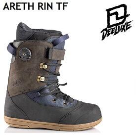 20-21 DEELUXE ARETH RIN TF ディーラックス アース リン ブーツ サーモインナー メンズ レディース スノーボード 日本正規品