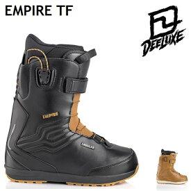 20-21 DEELUXE EMPIRE TF ディーラックス エンパイア ブーツ サーモインナー メンズ レディース スノーボード 日本正規品