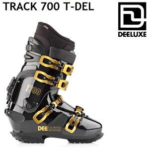 21-22 DEELUXE TRACK 700 T-DEL ディーラックス トラック700 ブーツ サーモインナー ハードブーツ アルペン メンズ レディース スノーボード 日本正規品