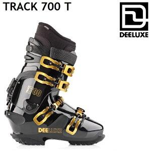 21-22 DEELUXE TRACK 700 T ディーラックス トラック700 ブーツ サーモインナー ハードブーツ アルペン メンズ レディース スノーボード 日本正規品