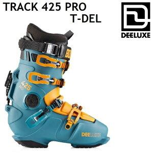 21-22 DEELUXE TRACK 425 PRO T-DEL ディーラックス トラック425 プロ ブーツ サーモインナー ハードブーツ アルペン メンズ レディース スノーボード 日本正規品
