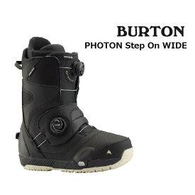[3000円クーポン配布中] 2020 BURTON PHOTON STEP ON WIDE FIT バートン フォトン ステップオン ワイド フィット ブーツ スノーボード メンズ 10インチ 28.0cm 日本正規品