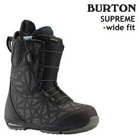 19-20 BURTON SUPREME WIDE FIT バートン サプリーム ワイドフィット ブーツ スノーボード レディース 日本正規品