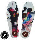 5mm FP INSOLE/FOOT PRINT INSOLE(フットプリントインソール)KING FOAM INSOLES-BARRAS(バラス)