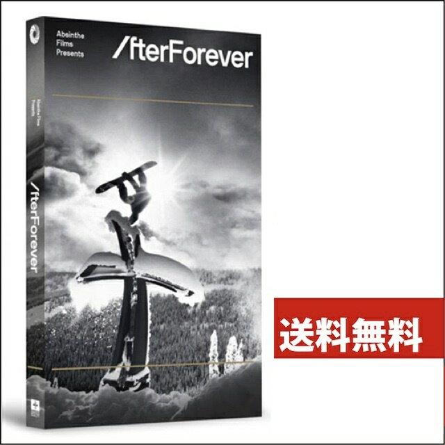 Absinthe Films AfterForever アブシンス フィルム アフターフォーエバー スノーボード DVD 2016