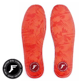 5mm FP INSOLE/FOOT PRINT INSOLE フットプリントインソール KING FOAM INSOLES-RED CAMO キングフォームインソール レッドカモ