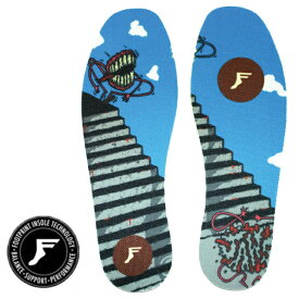7mm FP INSOLE/FOOT PRINT INSOLE フットプリントインソール KING FOAM INSOLES-NEW JAWS OG ニュー ジョーズ