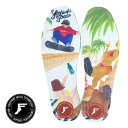 5mm FP INSOLE/FOOT PRINT INSOLE フットプリントインソール KING FOAM INSOLES- YOSHIAKI TOEDA ヨシアキ トエダ