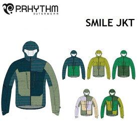 [最大3000円クーポン配布中] 19-20 P.RHYTHM プリズム ウエア SMILE JACKET スマイル ジャケット