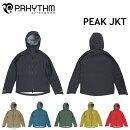 20-21P.RHYTHMプリズムPEAKJACKETピークジャケットウエアメンズレディーススノーボード