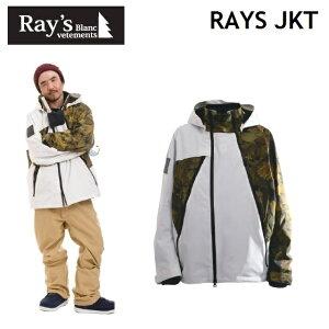 19-20 RAYS / MOUNTAIN ROCK STAR マウンテンロックスター RAYS JACKET レイズ ジャケット LEAF CAMO ウエア メンズ レディース スノーボード