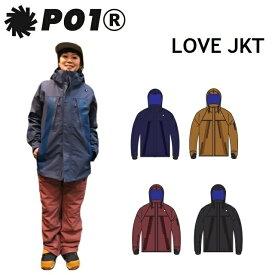 18-19 P01 プレイ ウエア LOVE JACKET ラブ ジャケット PLAYDESIGN プレイデザイン