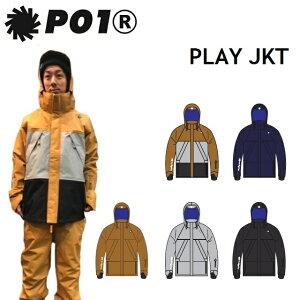 18-19 P01 プレイ ウエア PLAY JACKET プレイ ジャケット PLAYDESIGN プレイデザイン