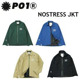P01 プレイ ウエア NOSTRESS JACKET ノーストレス ジャケット PLAYDESIGN プレイデザイン