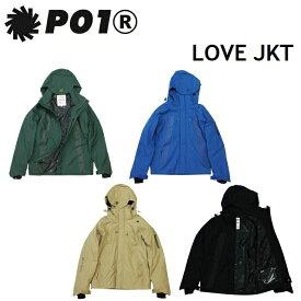 P01 プレイ ウエア LOVE JACKET ラブ ジャケット PLAYDESIGN プレイデザイン