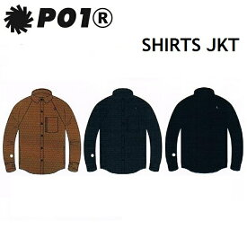 P01 プレイ ウエア SHIRTS JACKET シャツ ジャケット PLAYDESIGN プレイデザイン