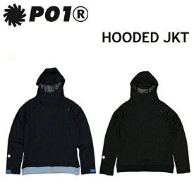 P01 プレイ ウエア HOODED JACKET フーデット ジャケット PLAYDESIGN プレイデザイン