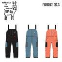 21-22 KM4K カモシカ PARADICE BIB PANTS 4 パラダイス ビブ パンツ WEAR ウエア メンズ レディース スノーボード