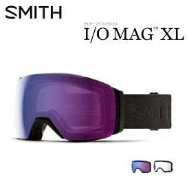 [最大3000円クーポン配布中] 19-20 SMITH スミス ゴーグル I/O MAG XL アイオー マグ エックスエル BLACKOUT / CP PHOTOCHROMIC ROSE FLASH クロマポップレンズ