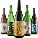 【約50%OFF!!】特割!越乃五蔵純米大吟醸原酒飲みくらべ一升瓶5本組