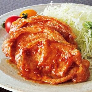 食品 冷凍食品 おかず おろし生姜の醤油ダレに漬け込んだ薄切り豚ロース【7560円以上で送料無料】
