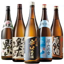 日本酒 純米酒 普通酒 原酒入り 家呑み応援 晩酌セット 飲み比べセット 1800ml 5本 一升瓶 送料無料