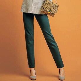 フルレングスパンツ 3L 4L 5L あったか!裏フリースレギンスパンツ(3L〜5L) ベルーナ Belluna 40代 50代 60代 レディース ミセス ファッション 秋 秋服 ロングパンツ 裏起毛 あったか 暖かい あったかパンツ 大きいサイズ