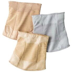 ウエストニッパー 5L 4L 3L 【3色組】はいて着るだけウエストシェイパー(3L〜5L) ベルーナ 40代 50代 60代 レディース 女性 ミセス ファッション 大きいサイズ ウエストニッパー インナー 下着 セット 下着 秋冬 冬服