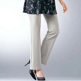 フルレングスパンツ 3L 4L 5L ジャストフィットらくらくパンツ(3L〜5L) ベルーナ Belluna 40代 50代 60代 レディース ミセス 大人 ファッション 春 春服 ロングパンツ